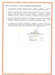 ŽSSK - potvrzení o odborné způsobilosti - příloha